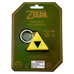 Zelda Tri-Force Keyring