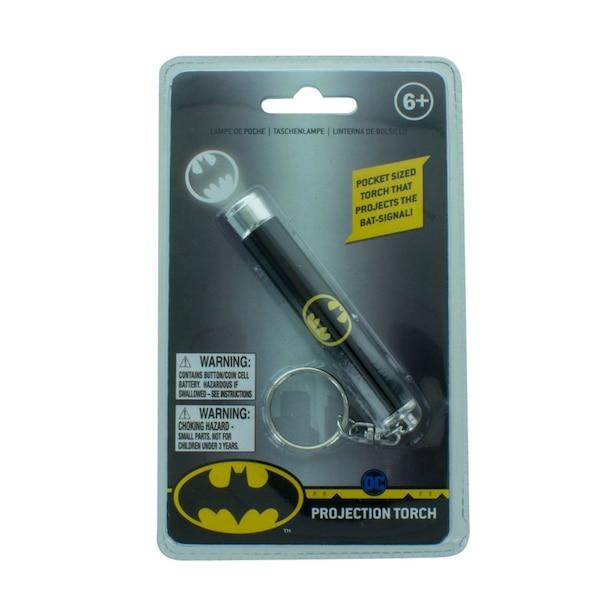 Mini Batman Flashlight