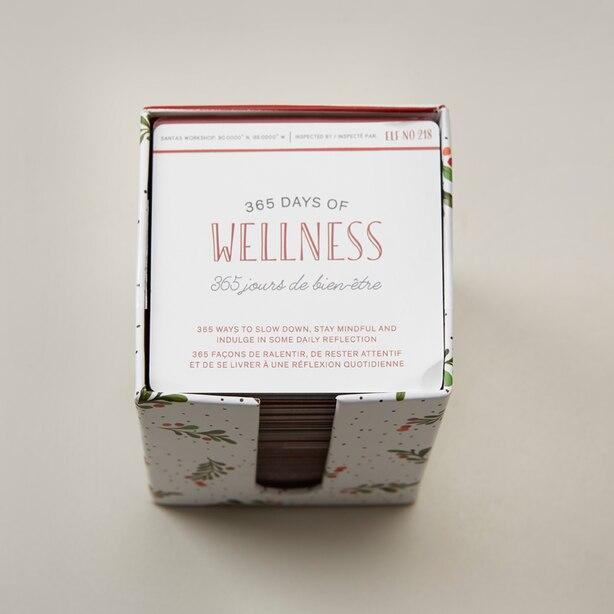 365 DAYS OF WELLNESS CARDS