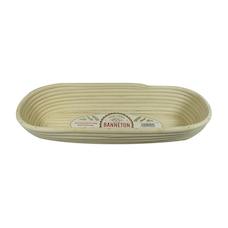 Oval Banneton Bread Proofing Basket 1.5 kg