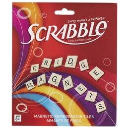Scrabble Magnet Set