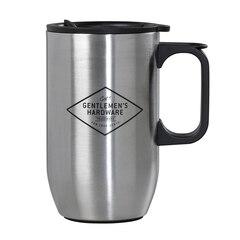 Stainless-Steel Travel Mug