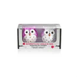 Owl Lipgloss Set of 2