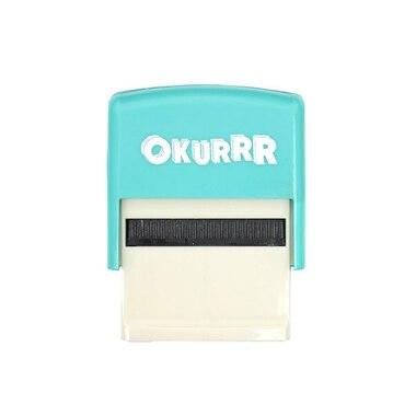 Millennial Stamp Okurrr