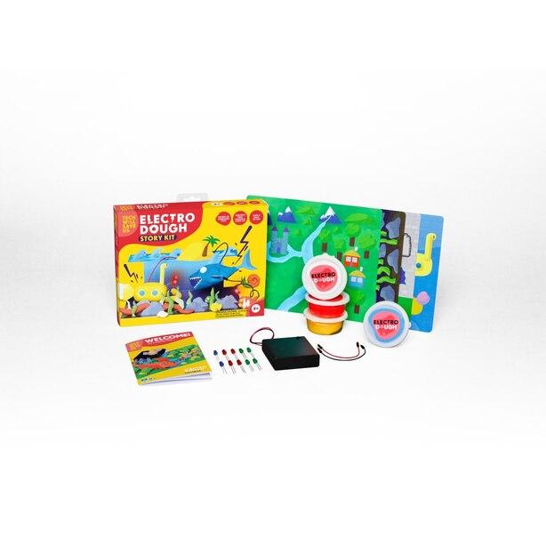 TWSU - Kit d'histoire Electro Dough
