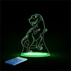 Aloka Starlights T-Rex LED Night Light