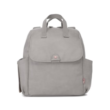 Robyn Vegan Convertible Backpack Pale Grey