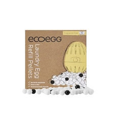 ecoegg Laundry Egg Refill Pellets 50 Washes Fragrance Free