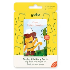 Yoto Children Friendly Audio Story Card – Classic Fairy Stories