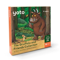 The Gruffalo and Friends Collection By Julia Donaldson