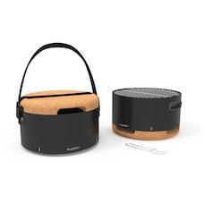 Portable Tabletop BBQ Black