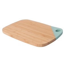 LEO BAMBOO CUTTING BOARD MINT