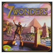 Jeu 7 Wonders (anglais)