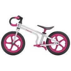 Chillafish Fixie vélo d'équilibre à pignon fixes, draisienne avec repose-pieds et frein à pied…
