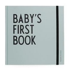 Design Letters – Baby's First Book