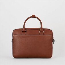 TIGER OF SWEDEN BOSUN BRIEFCASE COGNAC