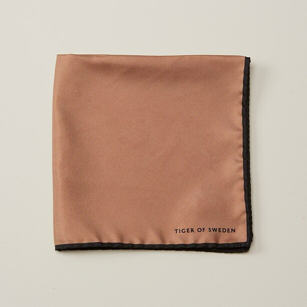 Tiger of Sweden Penche Handkerchief Light Tan