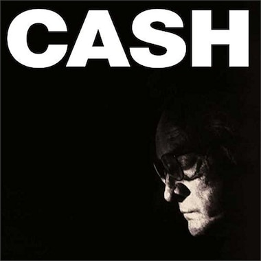 JOHNNY CASH  AMERICAN IV MAN COMES ARO
