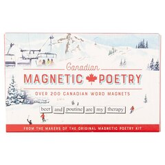 Magnetic Poetry Canada Set Stocking Stuffer