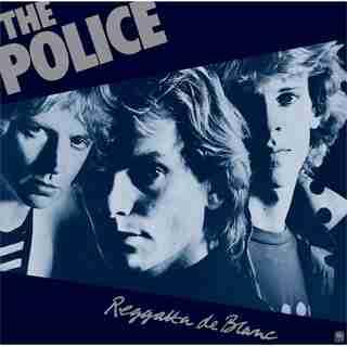 THE POLICE - REGATTA DE BLANC - VINYL