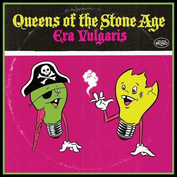 QUEENS OF THE STONE AGE - ERA VULGARIS - VINYL