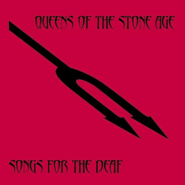 QUEENS OF THE STONE AGE - SONGS FOR THE DEAF 2LP - VINYL