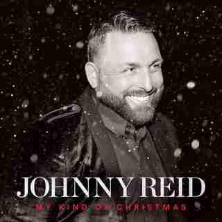 JOHNNY REID - MY KIND OF CHRISTMAS - VINYL