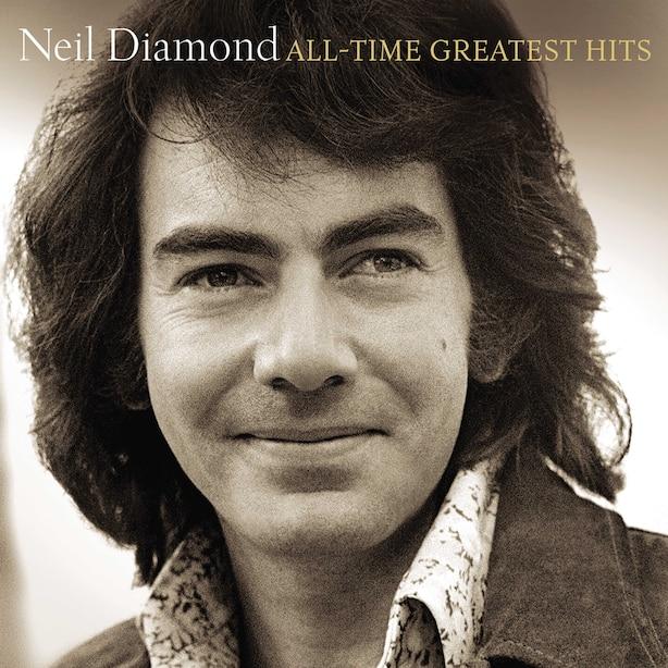 NEIL DIAMOND - ALL-TIME GREATEST HITS 2LP - VINYL