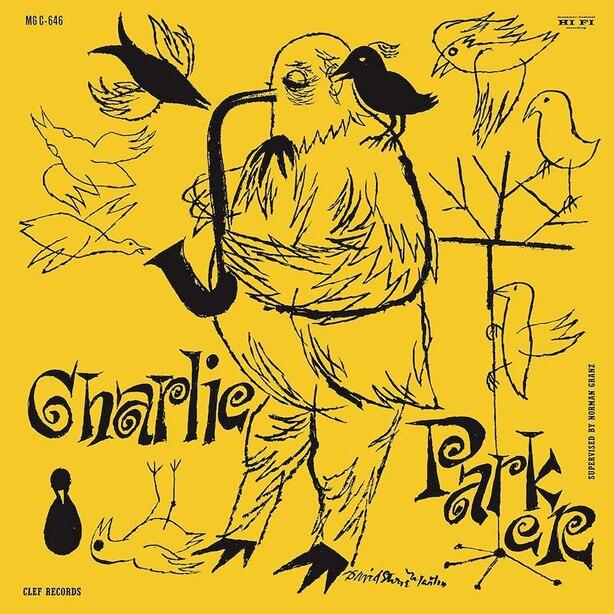 CHARLIE PARKER - MAGNIFICENT CHARLIE PARKER - VINYL