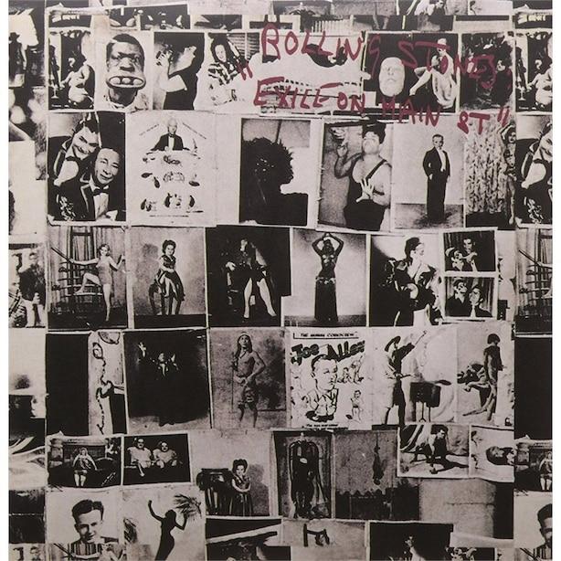 Rolling Stones - Exile On Main Street - Vinyl