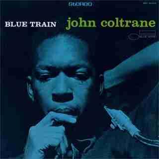 JOHN COLTRANE  BLUE TRAIN  VINYL