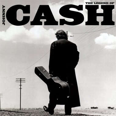 Johnny Cash - Legend Of - Vinyl