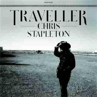 CHRIS STAPLETON  TRAVELLER VINYL