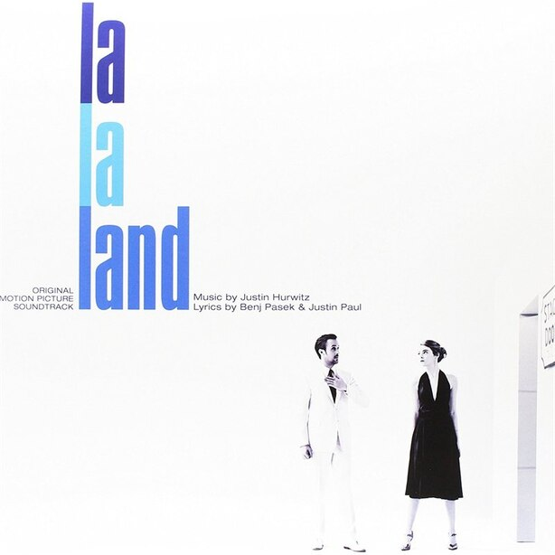 LA LA LAND ORIGINAL SOUNDTRACK - VINYL