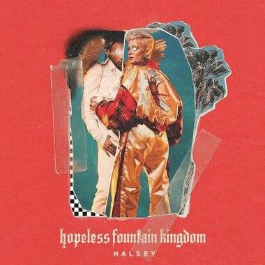 HALSEY- HOPELESS FOUNTAIN KINGDOM - VINYL