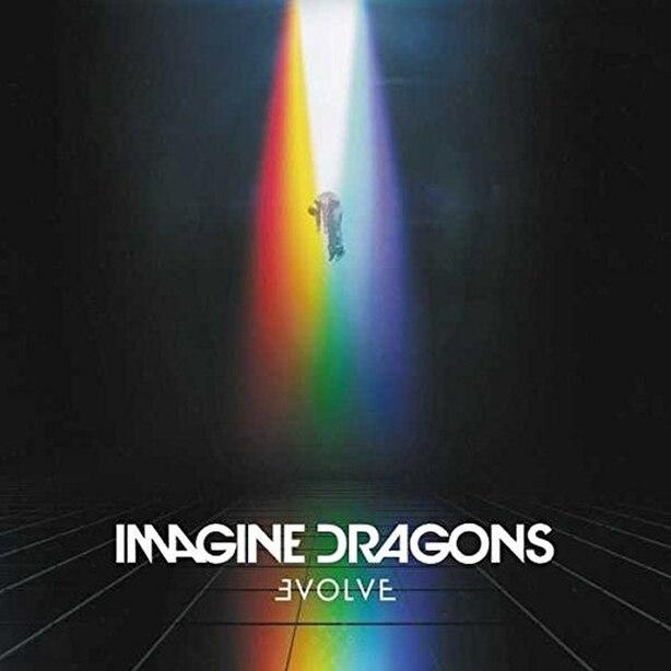 IMAGINE DRAGONS  EVOLVE  VINYL