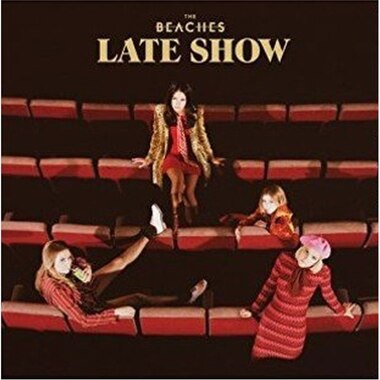BEACHES - LATE SHOW - VINYL