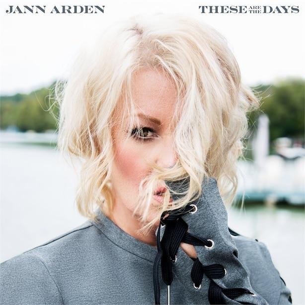 JANN ARDEN - THESE ARE THE DAYS - VINYL