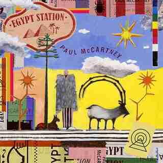 PAUL MCCARTNEY - EGYPT STATION - VINYL
