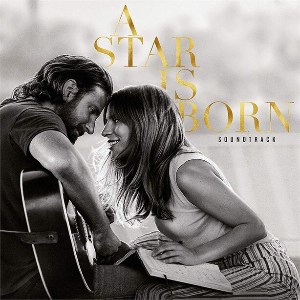 A STAR IS BORN (2018) ORIGINAL SOUNDTRACK 2LP - VINYL