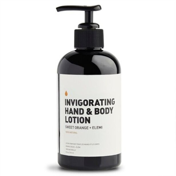 WAY OF WILL INVIGORATING HAND AND BODY LOTION