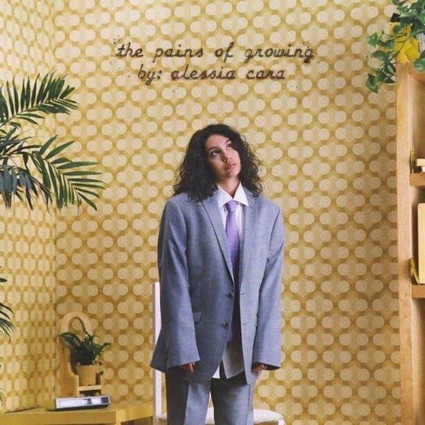 ALESSIA CARA - THE PAINS OF GROWING - VINYL