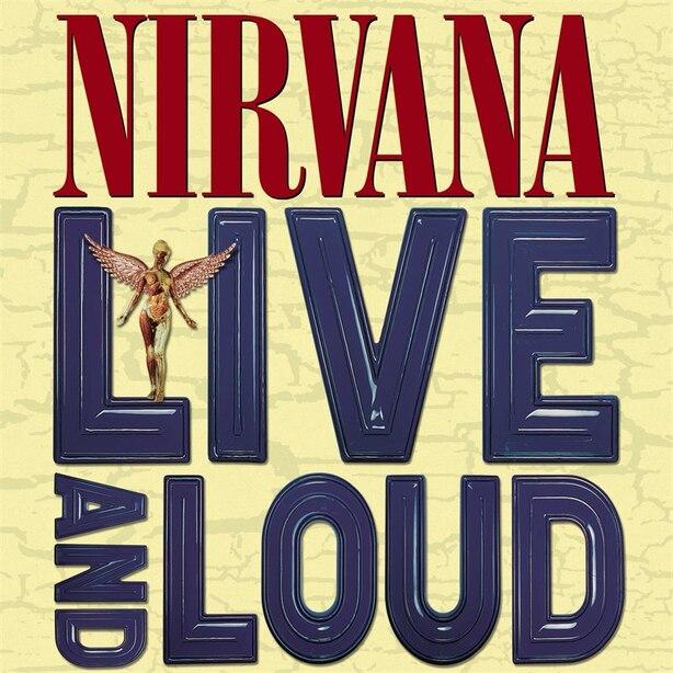 NIRVANA - LIVE & LOUD 2LP - VINYL