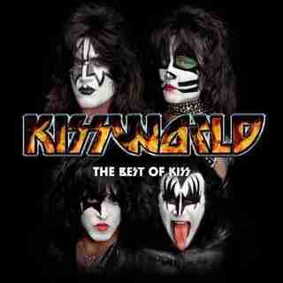 KISS - THE BEST OF KISSWORLD 2LP - VINYL