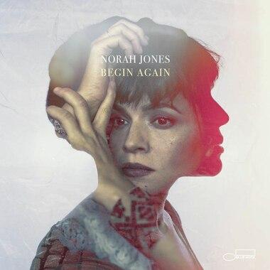 NORAH JONES - BEGIN AGAIN - VINYL
