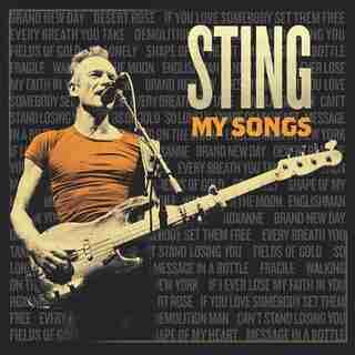 STING - MY SONGS 2LP - VINYL