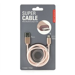 Super Cable - Rose