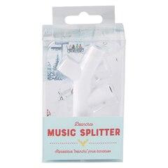 3 WAY MUSIC SPLITTER
