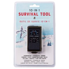10-IN-1 SURVIVAL TOOL
