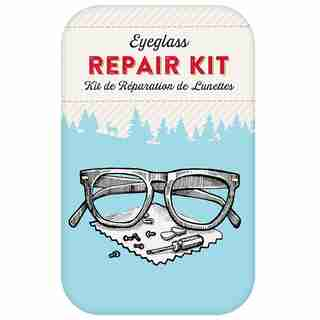 8 Piece Portable Eyeglass Repair Kit
